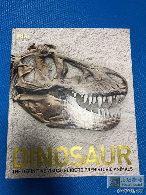 Dinosaur - The definitive visual guide to prehistoric animals