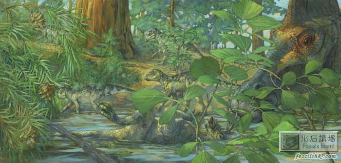古生物學家在7500萬年前恐龍化石中發現DNA、蛋白質和染色體